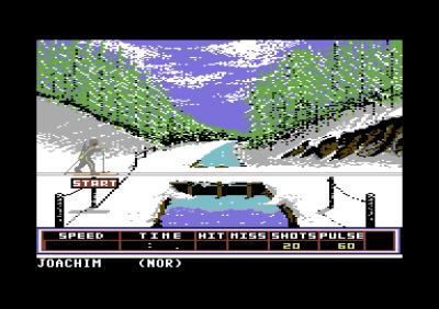 Skiskyting er en personlig favoritt.