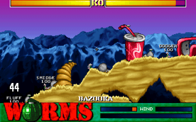 Dette er PC-versjonen. Bildene er fra Mobygames.