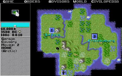 Sid Meier's Civlization er et udødelig spill.