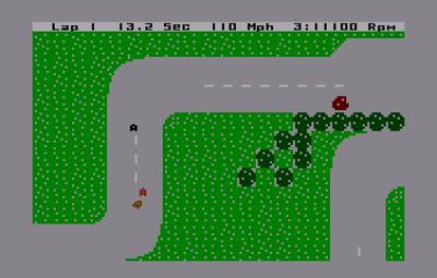 Formula One Racing var det første spillet Sid Meier fikk utgitt profesjonelt.