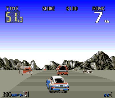 Det er alltid gøy med bilspill.