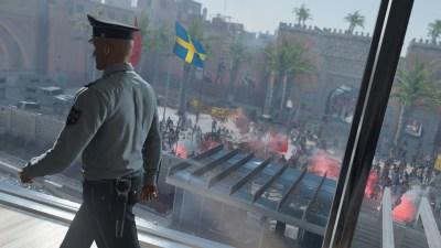 Snart blir det én svenske mindre i verden, da jeg planlegger å spille dette oppdraget i kveld...