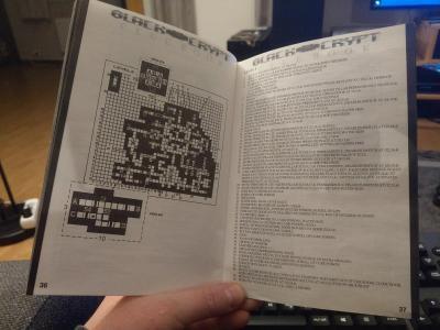 Kart fra manualen.