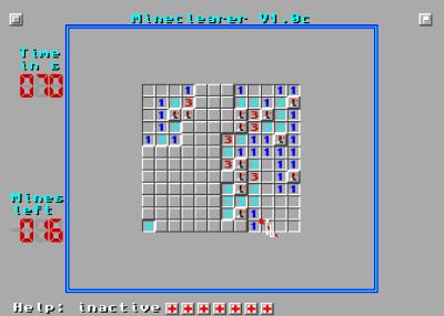 Jau, dette har vi sett før. Men hadde CU Amiga sett det før? Virker ikke slik.