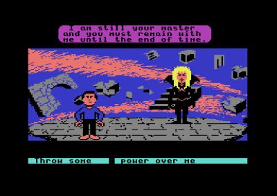 Labyrinth – Lucasfilm Games' første eventyrspill.