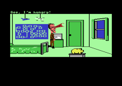 Takket være SCUMM kunne spillet holde styr på flere figurer samtidig, selv om de var i forskjellige deler av huset, og det var lett å lage animerte mellomsekvenser. Begrepet «cutscene» ble i spillsammenheng først brukt i manualen til Maniac Mansion.
