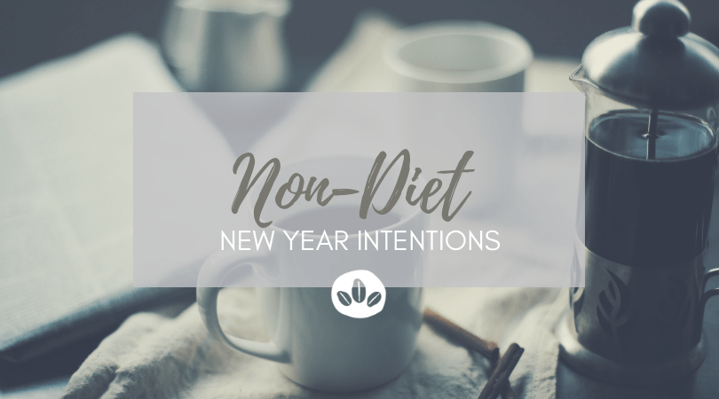 non-diet intentions