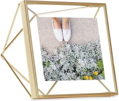 4by4 gold frame