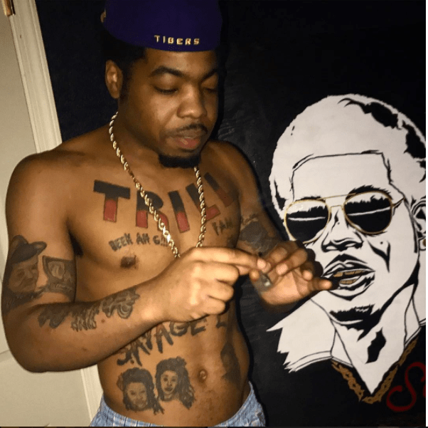 Webbie Claims Girlfriend Trashed His Georgia Home