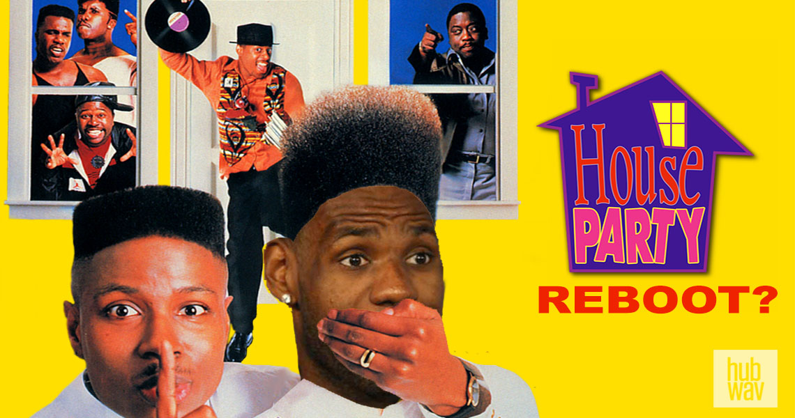 "LeBron James is Producing a ""House Party"" Remake"