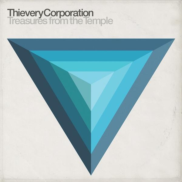 Afbeeldingsresultaat voor Thievery Corporation-Treasures From the Temple