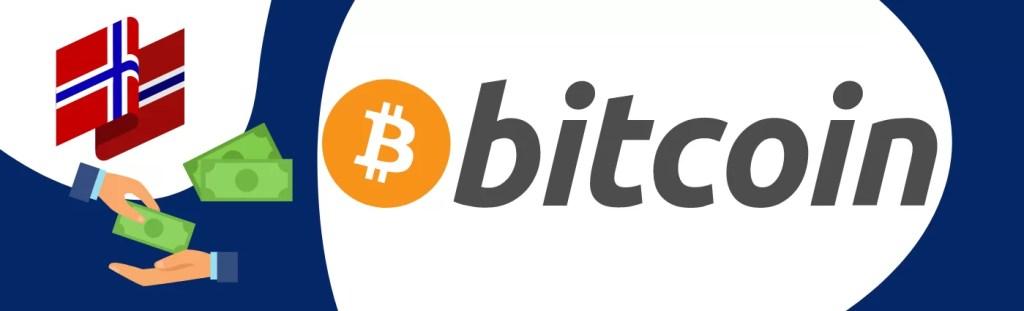 Bruk av Bitcoin i nettbaserte casinoer