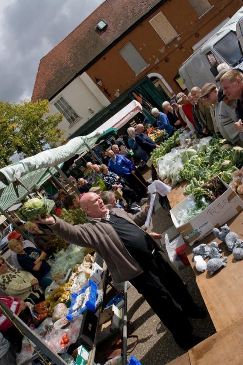 Food businesses offered free market stall for British Food Fortnight
