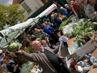 Spilsby Market Trader