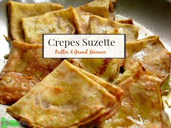crepes Suzette by angela roberts