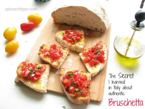 Tomato Bruschetta by Angela Roberts