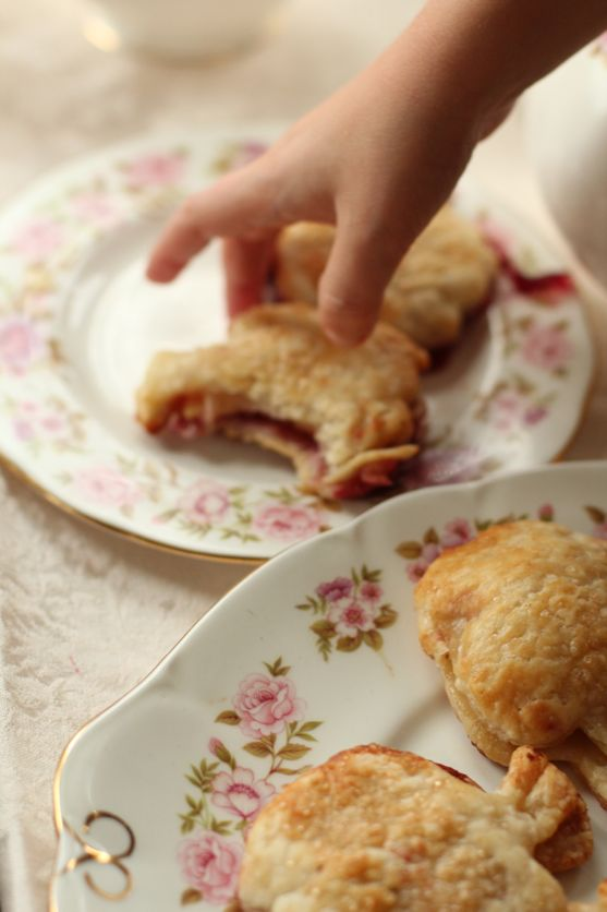 Hand Held Apple Pie  by Angela Roberts