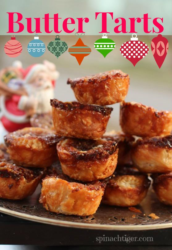 Butter Tarts by Angela Roberts