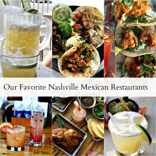 Our Favorite Mexican Restaurants in Nashville from Spinach Tiger