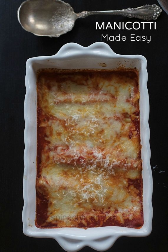 World Aids Day 2018 (Manicotti) from Spinach Tiger