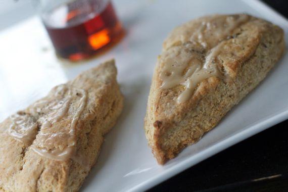 Maple Buttermilk Scone