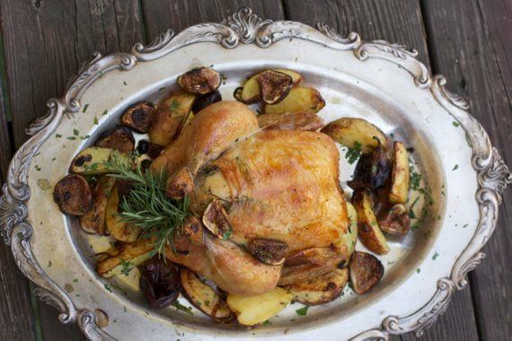 One Hour Chicken, Best  of 500 Bites by Angela Roberts