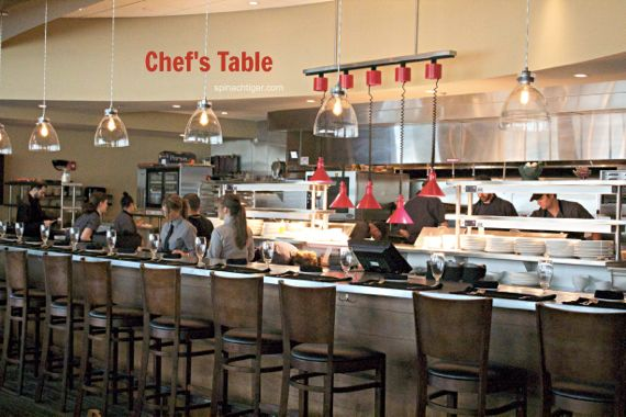 Etch Chef's Table
