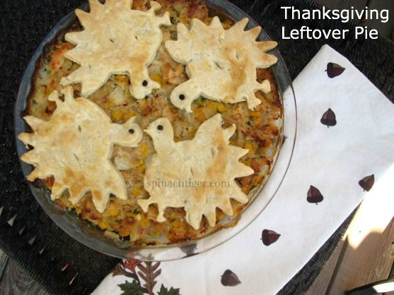 Thanksgiving Leftovers by Angela Roberts