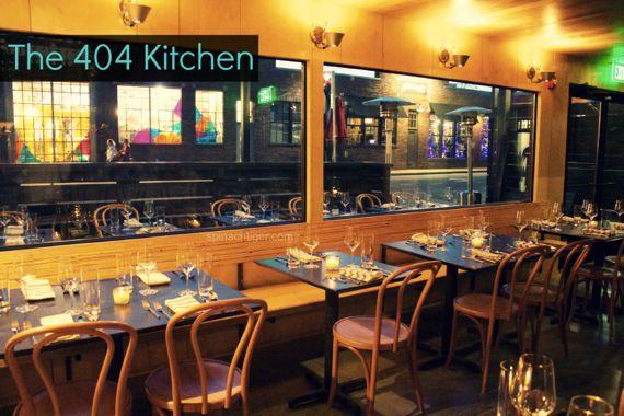404 Kitchen by Angela Roberts