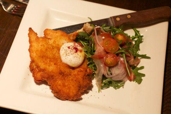 Chicken at Via Italia