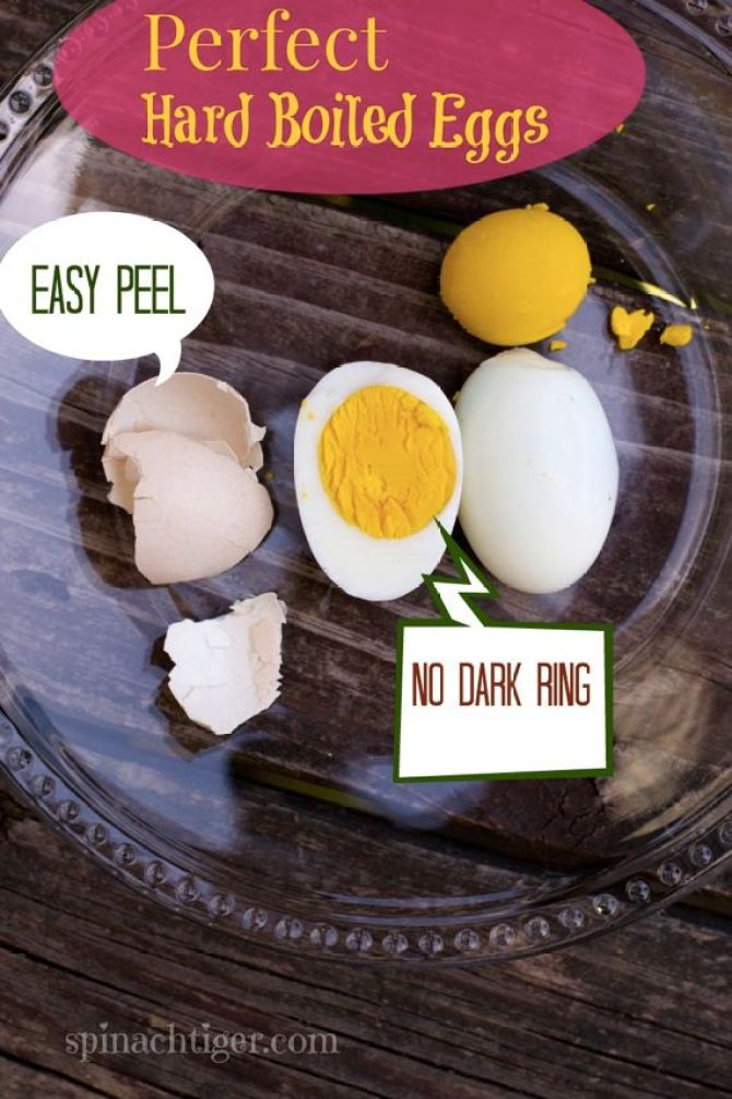 How to Make Perfect Easy Peel Hard Boiled Eggs by Angela Roberts