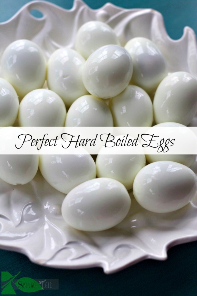 Perfect Hard Boiled Eggs by Angela Roberts
