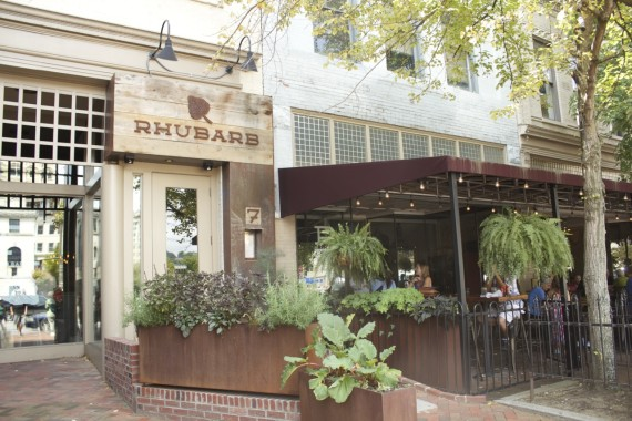 My Great Restaurant Experience in Asheville by Angela Roberts