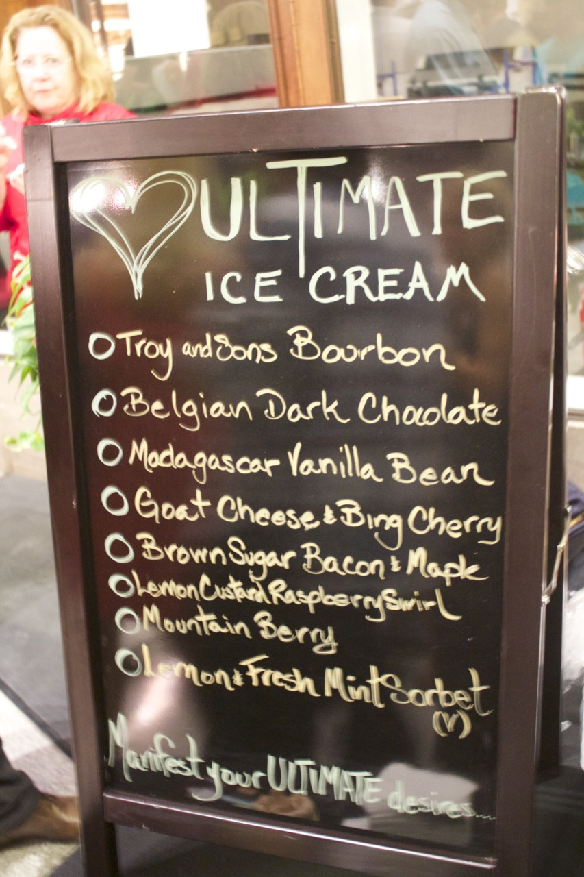 Ultimate Ice Cream by Angela Roberts