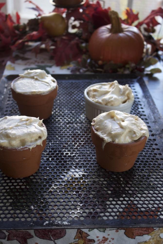 Pumpkin Souffle by angela roberts