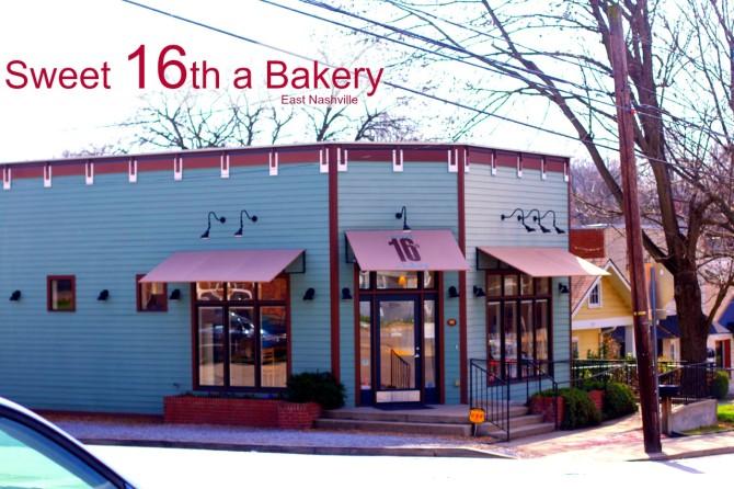 Sweet 16th a Bakery