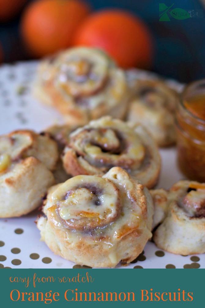 Orange Cinnamon Roll Biscuits by angela roberts