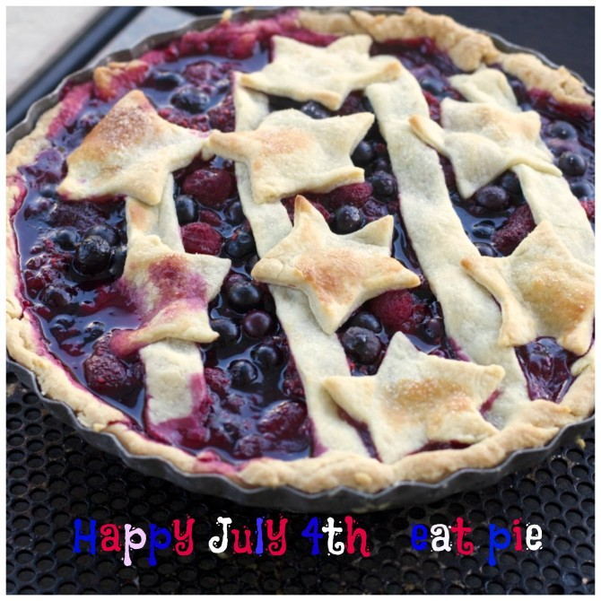 Happy July 4th Eat Pie