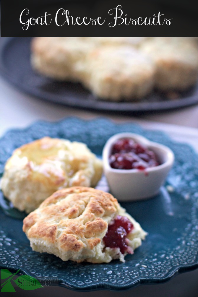 Goat Cheese Biscuit Recipe