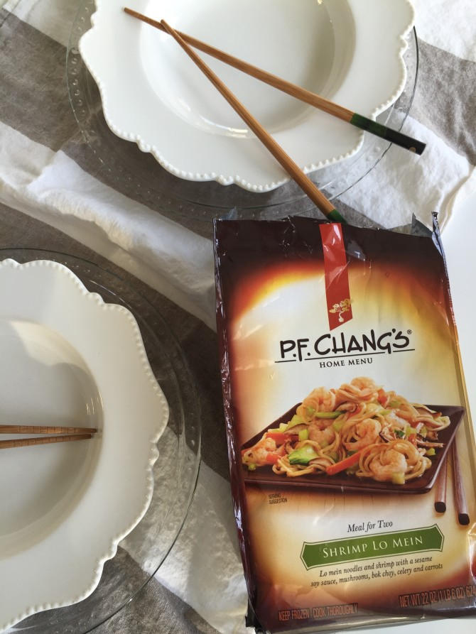 P.F. Change Home Menu Packaging