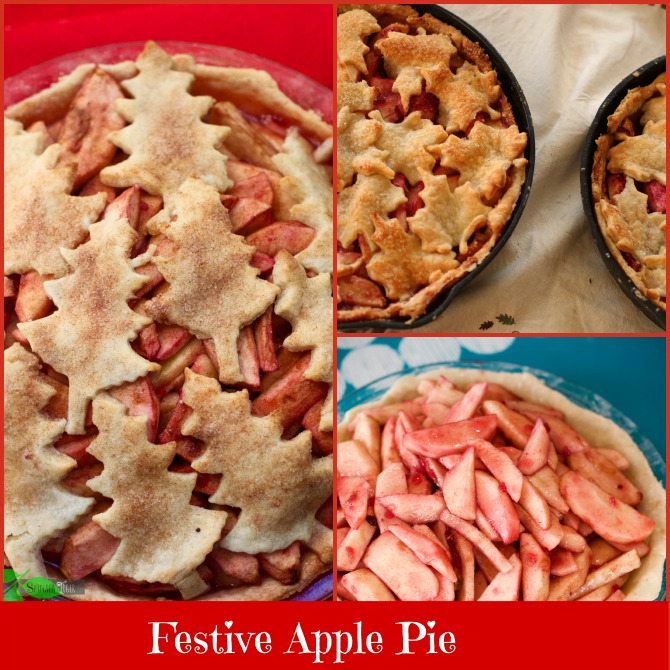 Christmas Apple Pie and Favorite Knife Sharpener by Angela Roberts