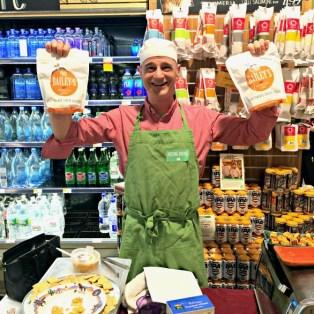 Tom Bailey of Professor Bailey's Pimento Cheese