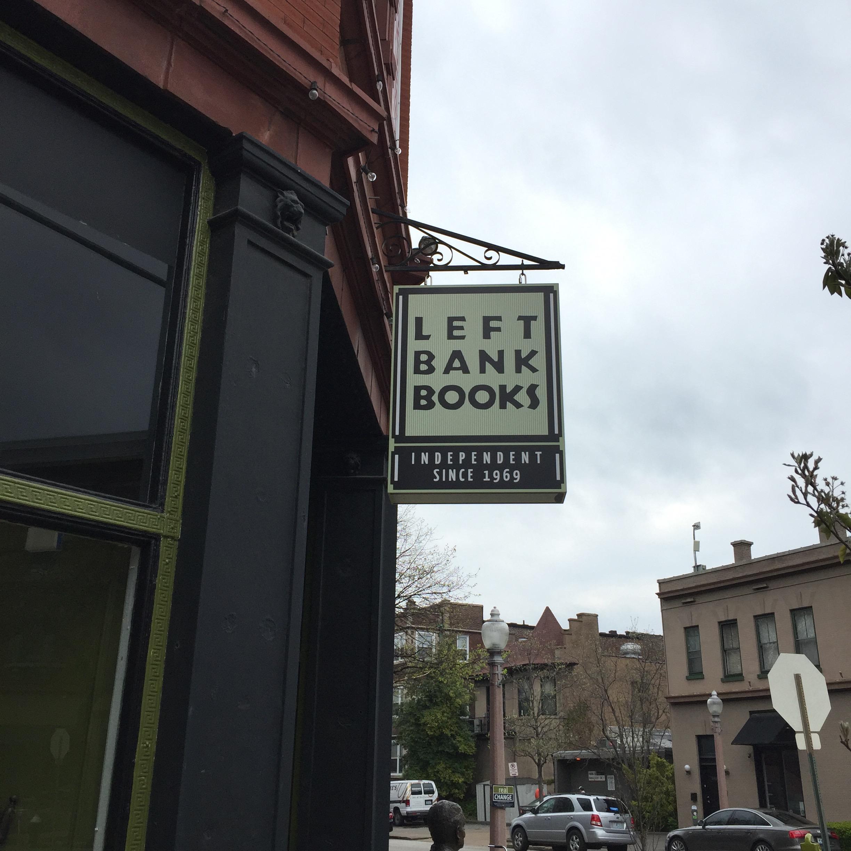 Left Bank Books St. Louis Get Away Weekend