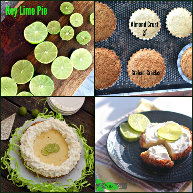 How to Make Authentic Key Lime Pie Recipe from Spinach Tiger