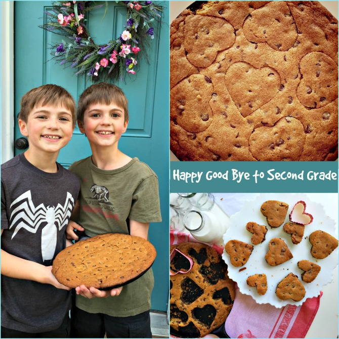How to Make a Skillet Chocolate Chip Cookie