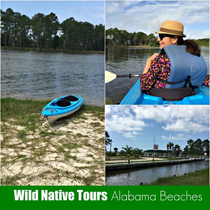 What we did on a girlfriend trip to Orange Beach. Kayaking at Alabama Beaches by Angela Roberts #orangebeach #wildnativetours
