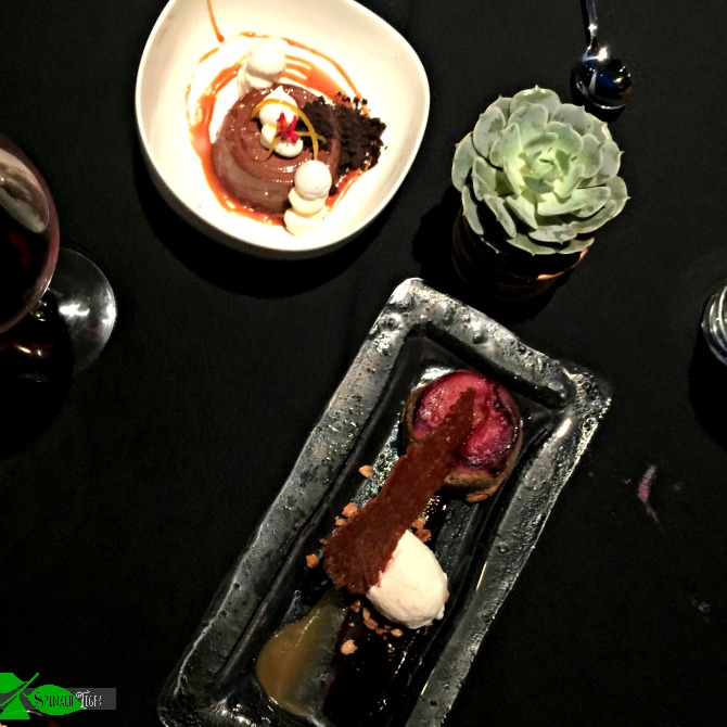 Desserts at Etc. in Nashville from Spinach Tiger