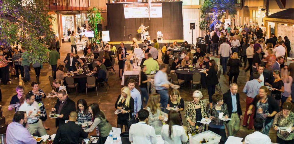 2016 Franklin Wine Festival