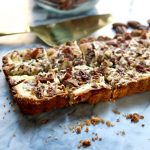 Maple Pecan Squares, Low Carb