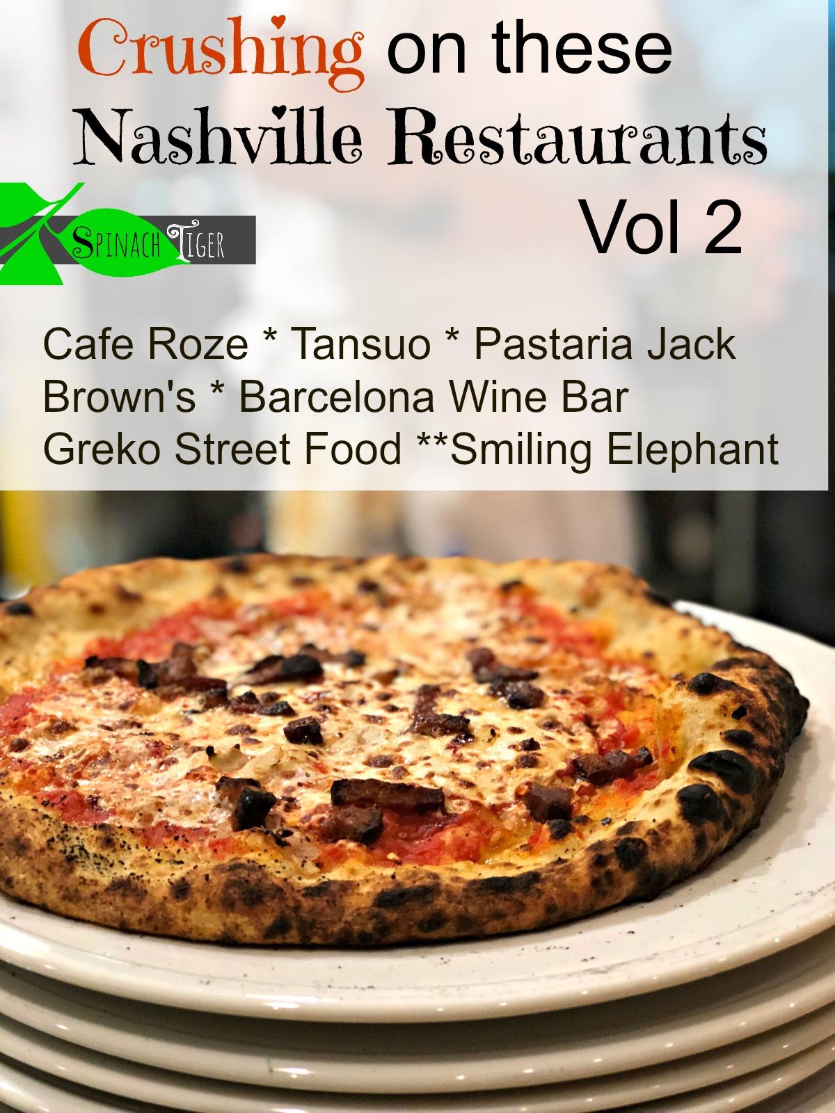 Nashville Restaurants Volume 2